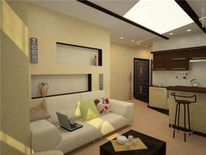 Ремонтируем квартиру-студию