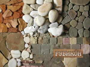 Гранит, камень, гравий, щебень для строительства на участке.