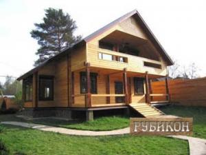 Применение в строительстве клееных деревянных конструкций