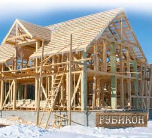 Технология постройки каркасного дома, коттеджа