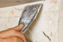 Устранение дефектов и повреждений на штукатурке