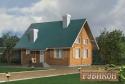 Преимущества строительства дома из бревна