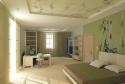 Дизайн интерьера спальни подростка, май 2012 г.