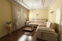 Дизайн интерьера квартиры, март 2013 г.